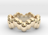Biological Ring 18 - Italian Size 18 3d printed