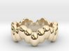 Biological Ring 31 - Italian Size 31 3d printed