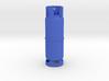 1/10 Scale LPG gas tank M1 3d printed