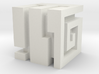 BIONICLE Nuva Cube 3d printed