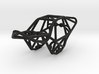 Eclipse 1/24th scale micro rock crawler chassis 3d printed