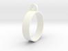 E-cig Mod Ring 23mm 3d printed