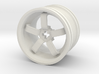 Wheel Design VIII 3d printed