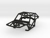 Specter-F v1 1/24th scale rock crawler chassis 3d printed