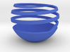 Spherical Spiral Vase 1 3d printed
