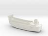 LCM3 Landing craft 1:144 scale for Big Gun Warship 3d printed