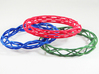 Twist Bangle A03M 3d printed