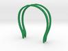 Hair Band Corset: Bjd Doll size Msd  3d printed