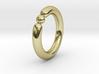 Bali Bania - Ring - US 6¾ - 17.12 mm 3d printed