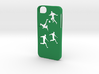 Iphone 5/5s soccer case 3d printed