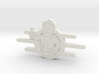 Fallout Vault-Tec badge with Fallout boy 3d printed