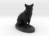 Custom Cat Figurine - Isabella 3d printed