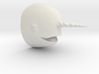 Narwhal 3d printed