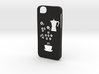 Iphone 5/5s coffee case 3d printed