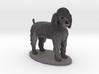 Custom Dog Figurine - Ashton Coal  3d printed