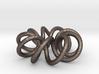 (9, 2) Spiral Torus 3d printed
