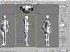 Human Doll 3d printed