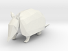 Armadilo Shapeways 3d printed