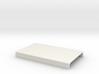 N Scale Platform Piece 100x60  3d printed