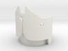 Candle holder Rhino 3d printed