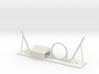 Shuttle Loop Roller Coaster 3d printed