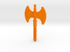 He-Man's Battle Axe for Lego 3d printed