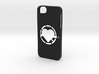 Iphone 5/5s  no smoking case 3d printed