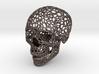Voronoi Skeletonized Skull 3d printed