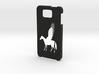 Samsung Galaxy Alpha Pegasus case  3d printed