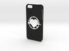 Iphone 6 No smoking case 3d printed