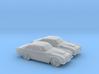 1/160 2X Aston Martin DB5 3d printed