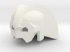 Robohelmet: Dark Hood 3d printed
