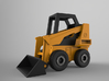 Bobcat Loader (1:100 Scale) 3d printed
