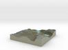 Terrafab generated model Fri Jul 17 2015 01:25:05  3d printed
