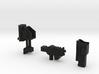 Bumbleblaster 3 in 1 Gun 3d printed