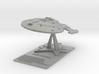 U.S.S. Voyager Desk Top Model 3d printed