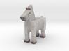 Horse 001 3d printed