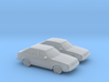 1/148 2X 1985-87 Ford Escort 3d printed
