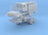 Zetros 4x4 Feuerwehr RW 1:160 3d printed
