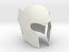 Magneto helmet from X-Men 2&3 movies 3d printed Magneto helmet X-Men 2 &3 movie