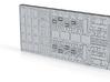 Micro Resonator (Part 2, Circuitry Panel) 3d printed
