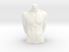 Man Body Part 002 scale in 4cm 3d printed
