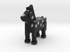 Horse 031 3d printed