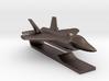 F-35 Tie Clip 3d printed