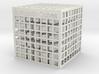 Symbiotic Cubes 3d printed