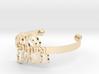 Bracelet Patricia 25mm 3d printed