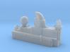 HMAS Vampire 1/350 Aft Castle 3d printed