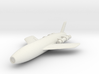 Vought SSM-N-8 Regulus I 1/144 3d printed