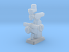 Brideport Milling Machine N Scale 3d printed