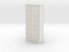 'N Scale' - 16'x8'x40' Loadout Bin 3d printed